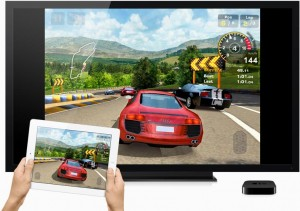 Wireless mirroring of content from your device to your TV