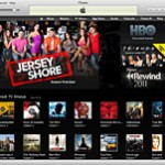 TV shows in the iTunes Store