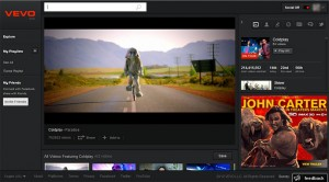VEVO Music Video Player Review