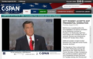 C-SPAN Streaming RNC Live for Free