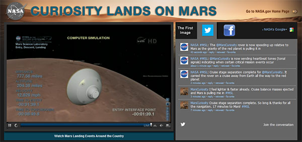 rover on mars tv - photo #34