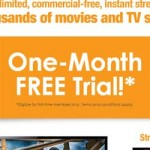 Screenshot of Valpak's Amazon Prime 1-Month Free Trial Offer